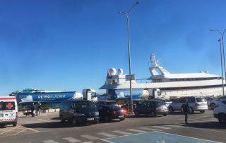 combustible para barcos y limpieza de depósitos