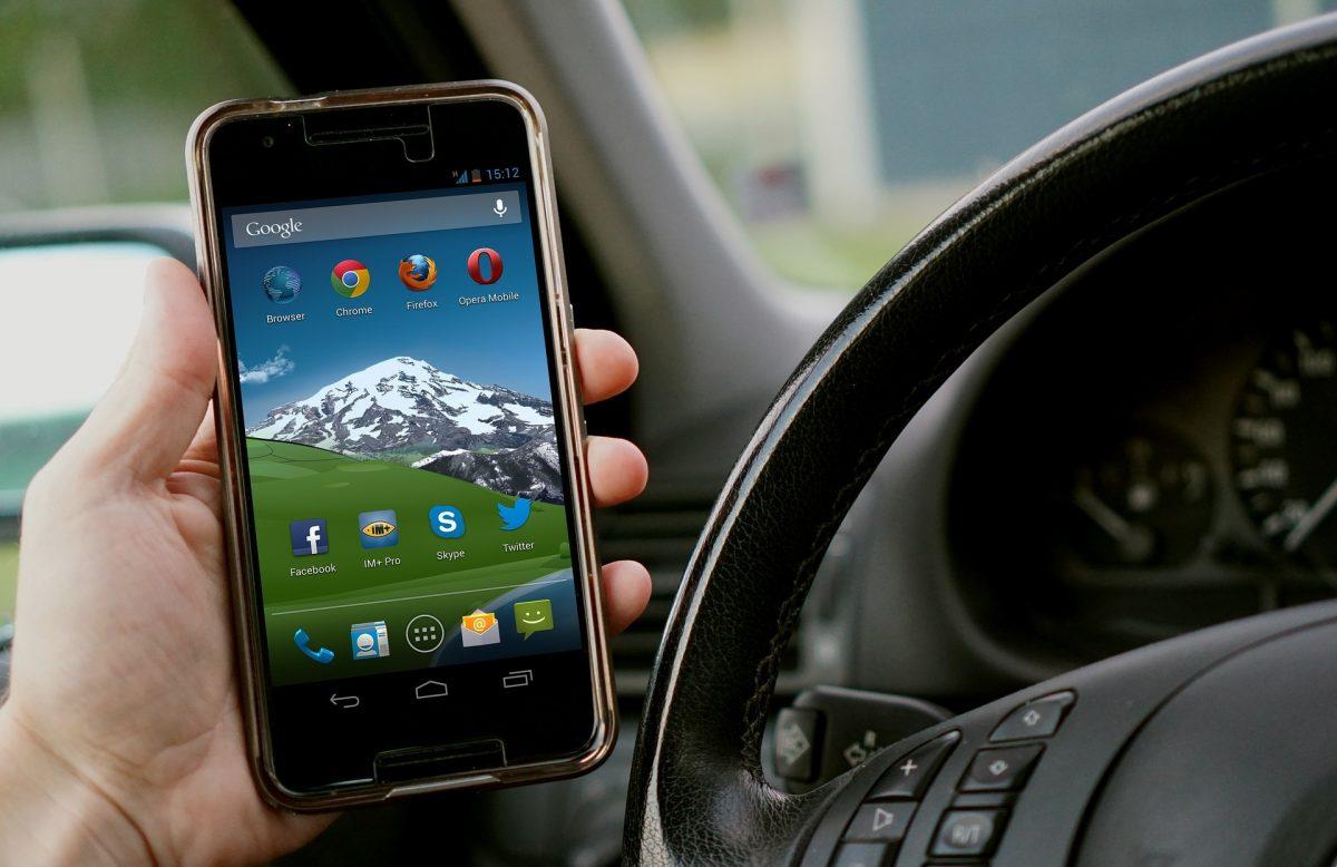 abrir el coche con el móvil