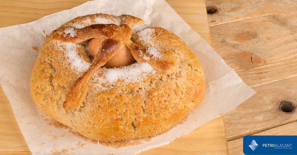 Mona de Pascua, dulce típico de la semana santa alicantina
